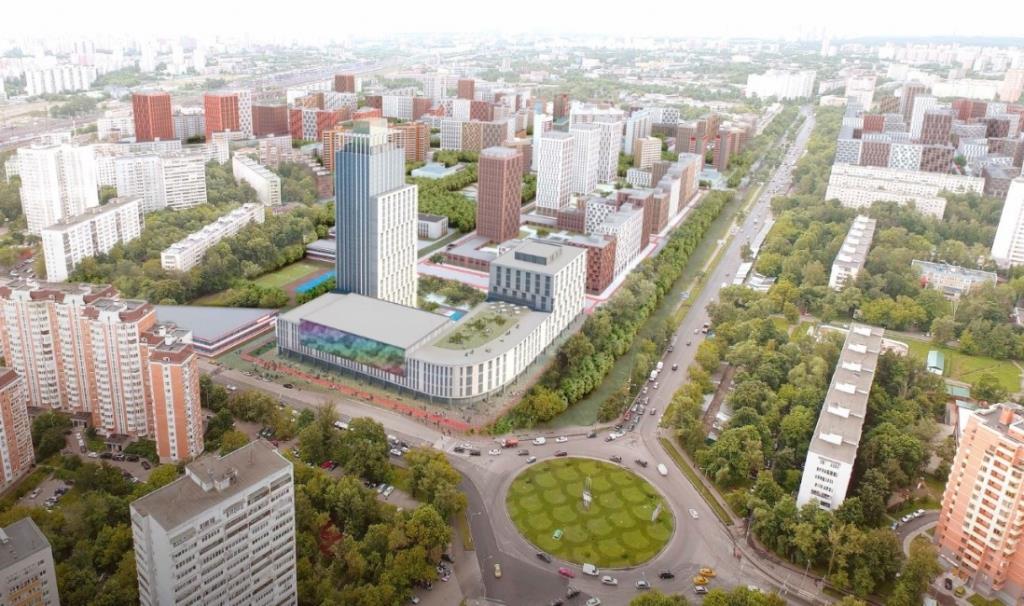Площадка Головинский район (САО)