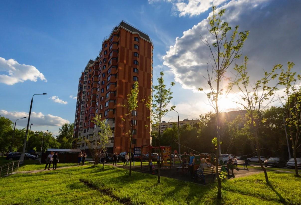 Дом по программе реонавации в Бабушкинском районе