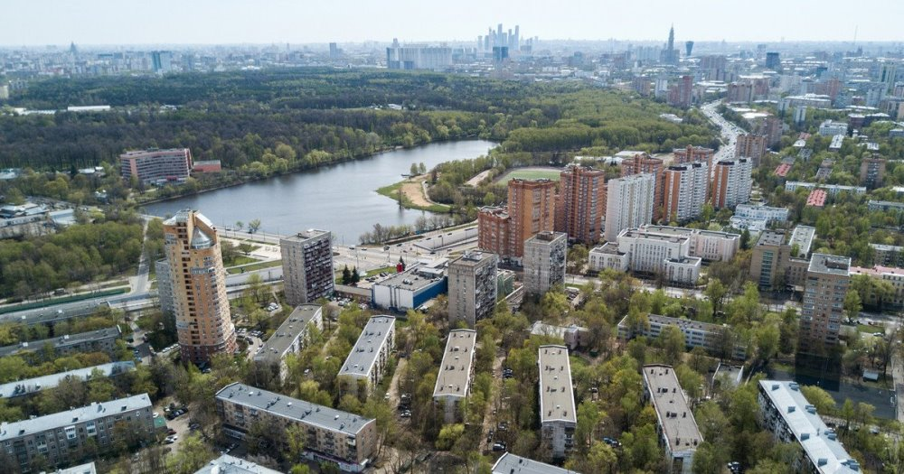 Коптево район Москвы