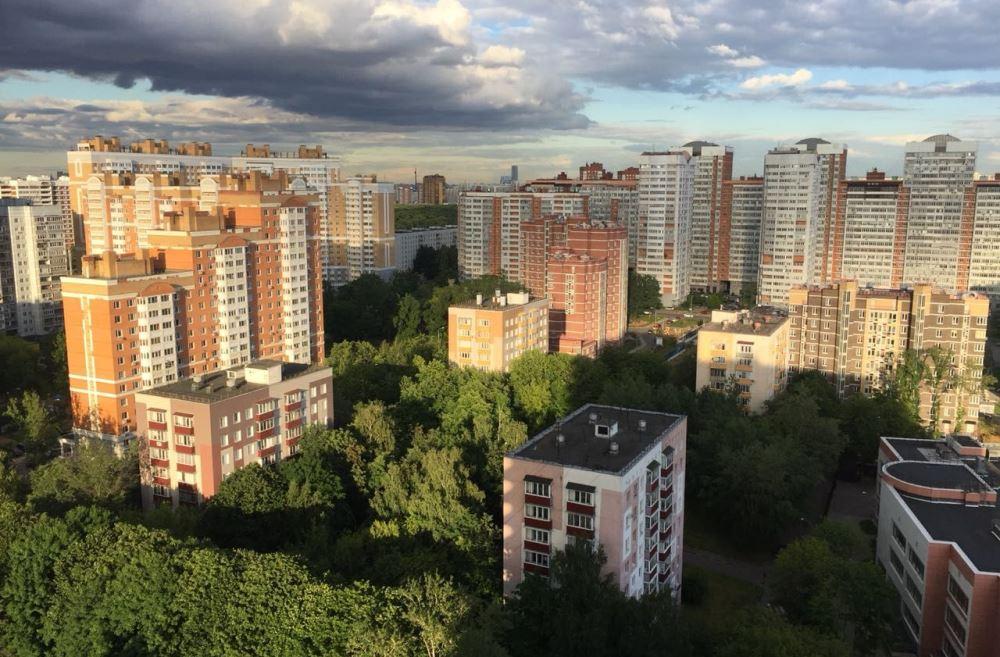 Кунцево район Москвы
