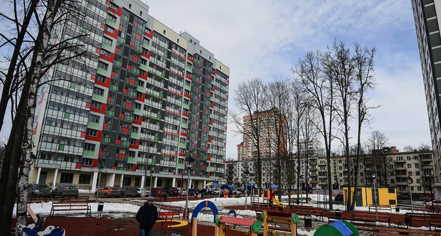 Реновация площадки под застройку в Лефортово