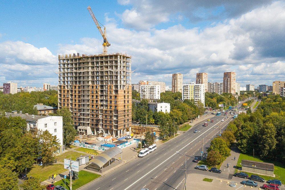 Реновация в Перово