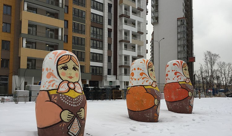 Дворы домов по программе реновации в Москве_3