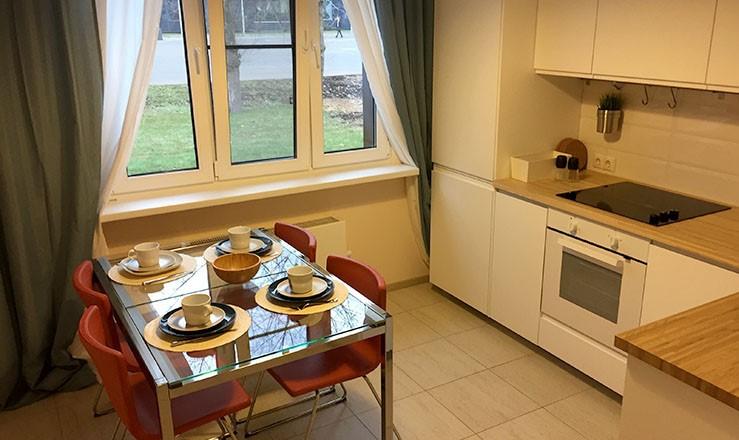 Кухня по программе реновации в Москве_2