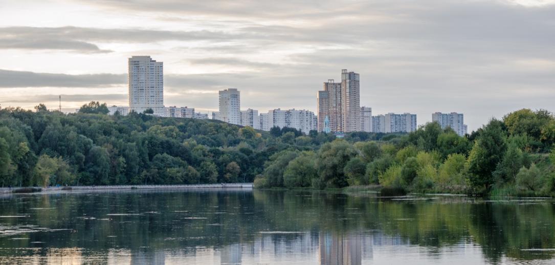 Филёвский парк район Москвы