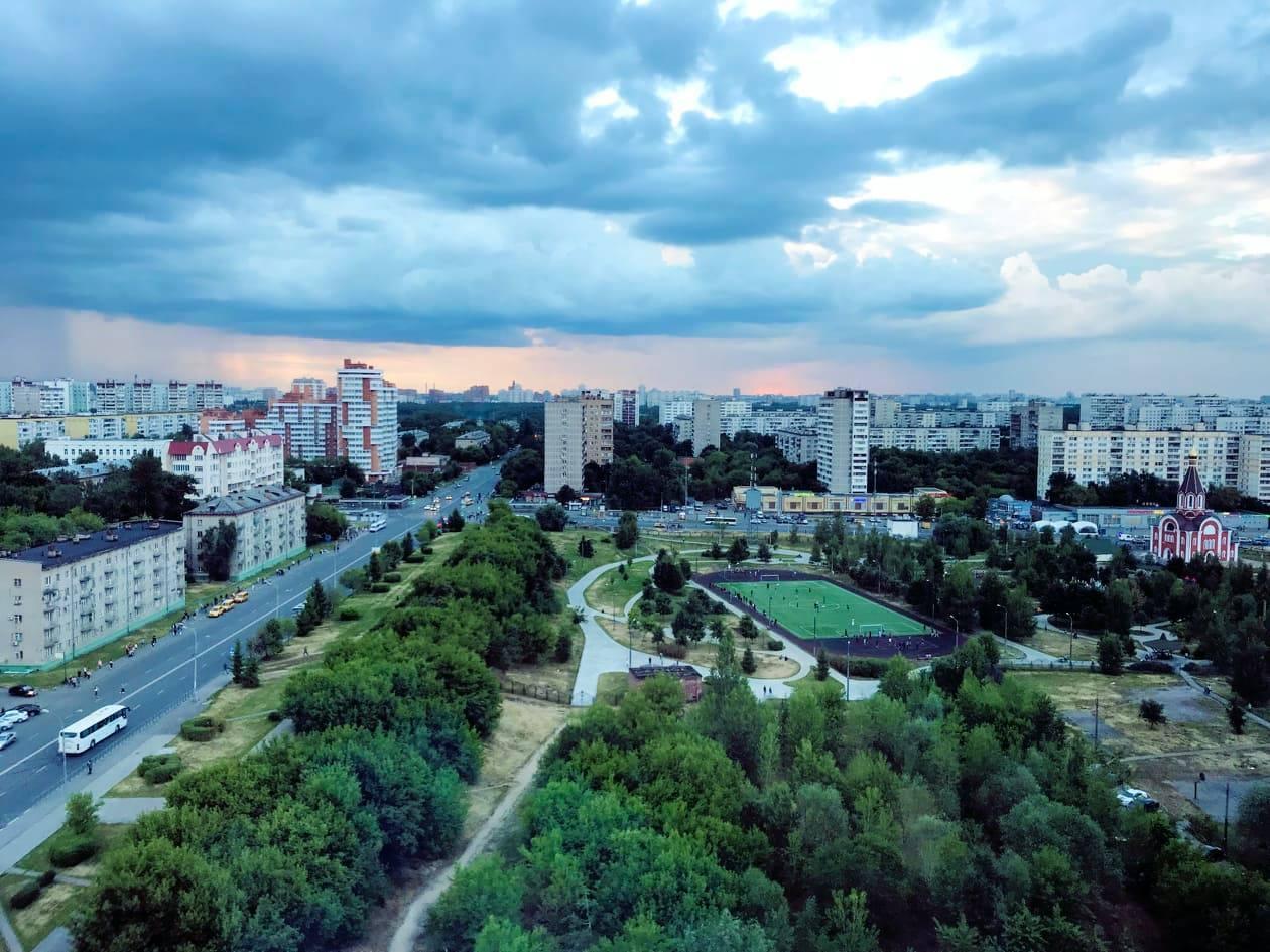 Люблинский район Москвы