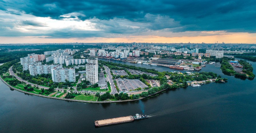Нагатино район Москвы