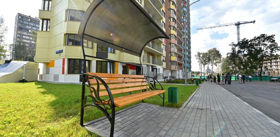 Реновация пятиэтажек Филевский парк
