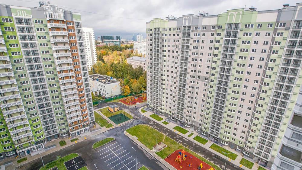 Академический район Москва реновация