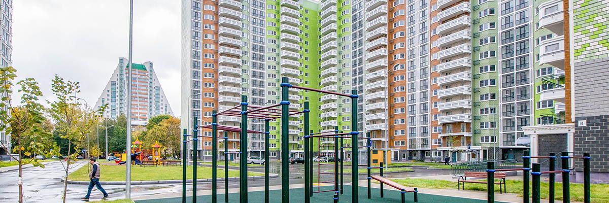 Академический район Москва заставка