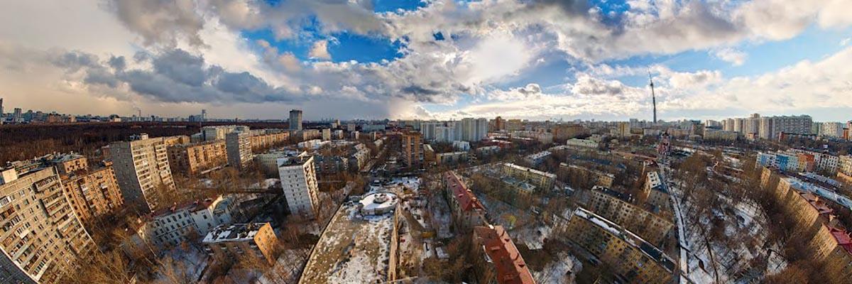 Алексеевский район СВАО