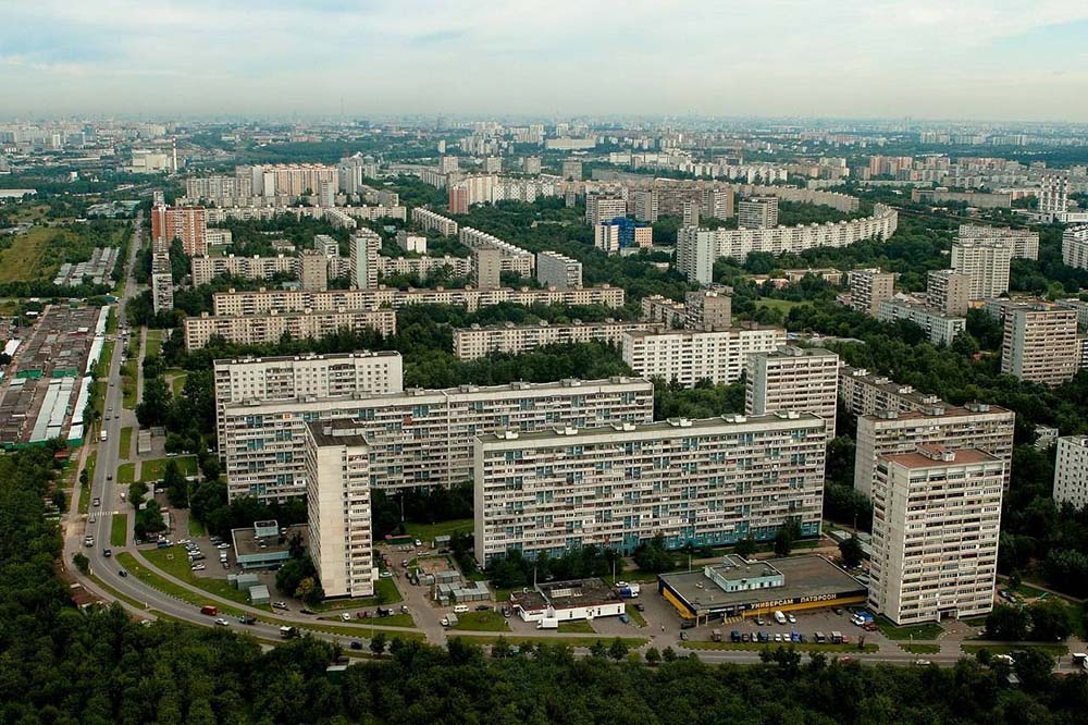 Бирюлево Западное Москва
