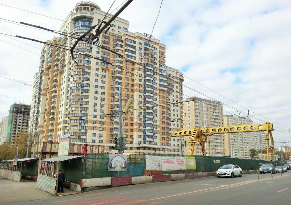 Бутырский район Москвы реновация