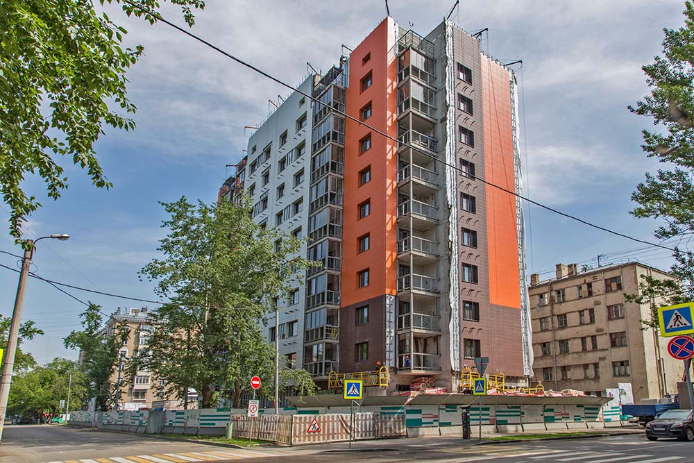 Даниловский район реновация