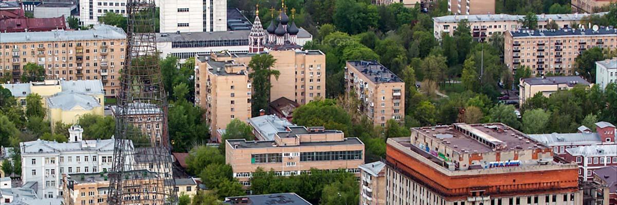 Донской район в Москве