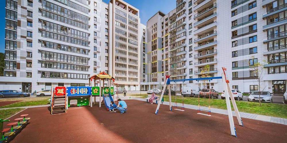 Гагаринский район Москва реновация