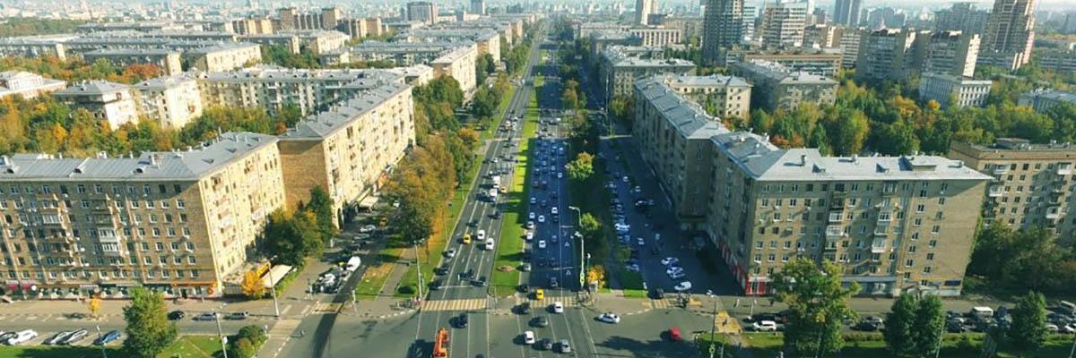 Гагаринский район Москва заставка