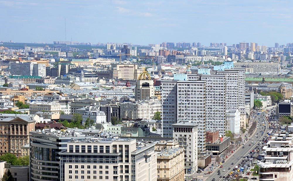 Хамовники Москва ЦАО реновация
