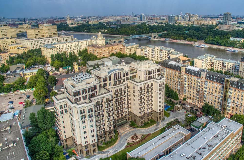 Хамовники Москва ЦАО