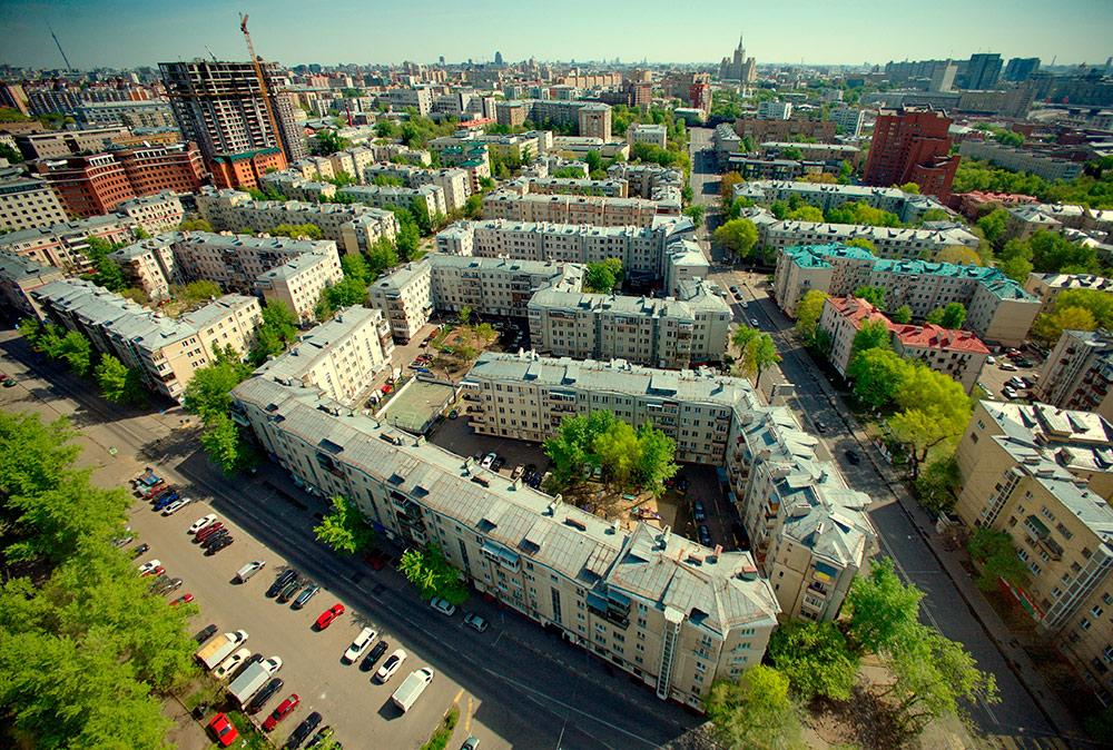 Хорошевский район реновация