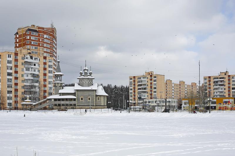 Киевский район Москвы