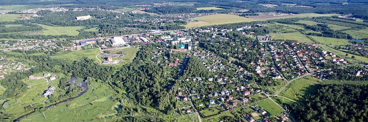 Красная Пахра село Московская область