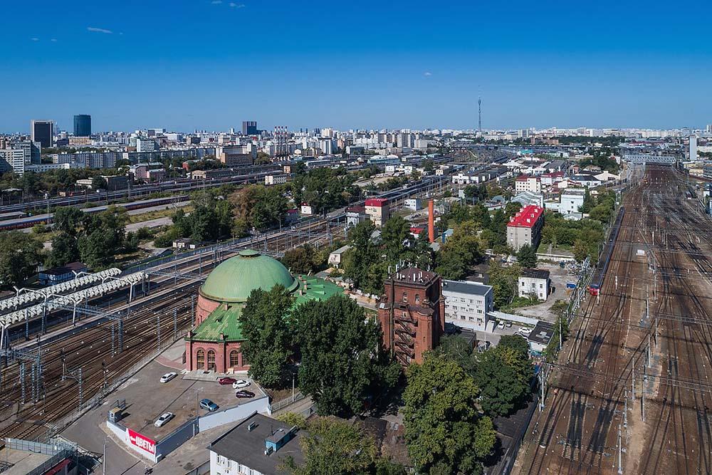 Красносельский район Москва ЦАО реновация