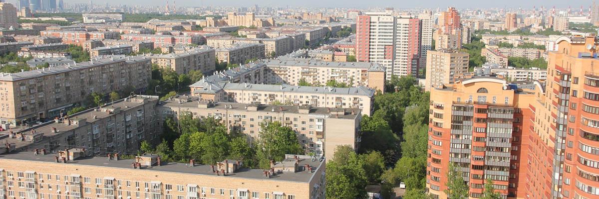 Ломоносовский район Москва заставка