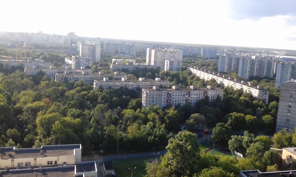 Лосиноостровский район Москва СВАО