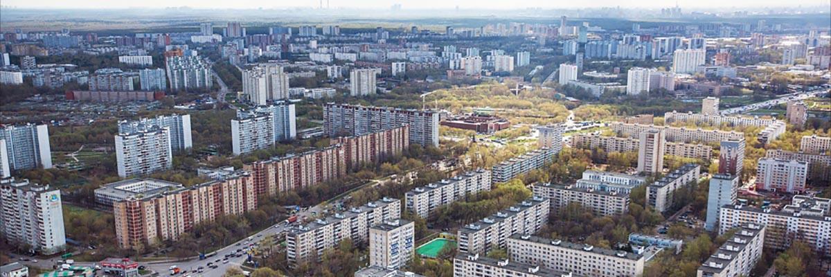 Лосиноостровский район Москвы
