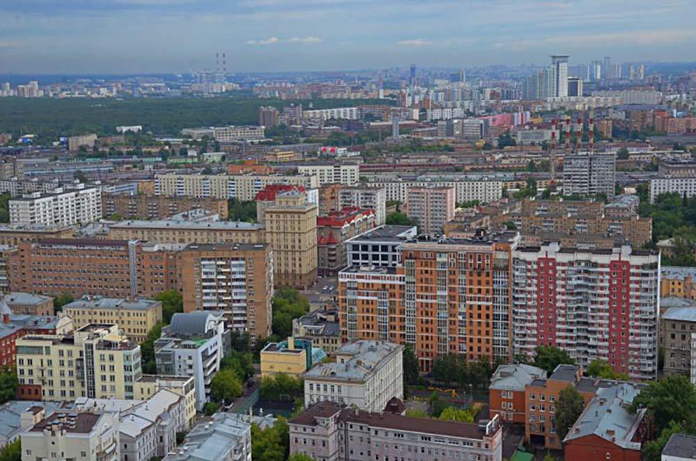 Мещанский район Москва ЦАО реновация