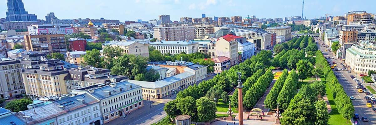 Мещанский район Москва ЦАО заставка