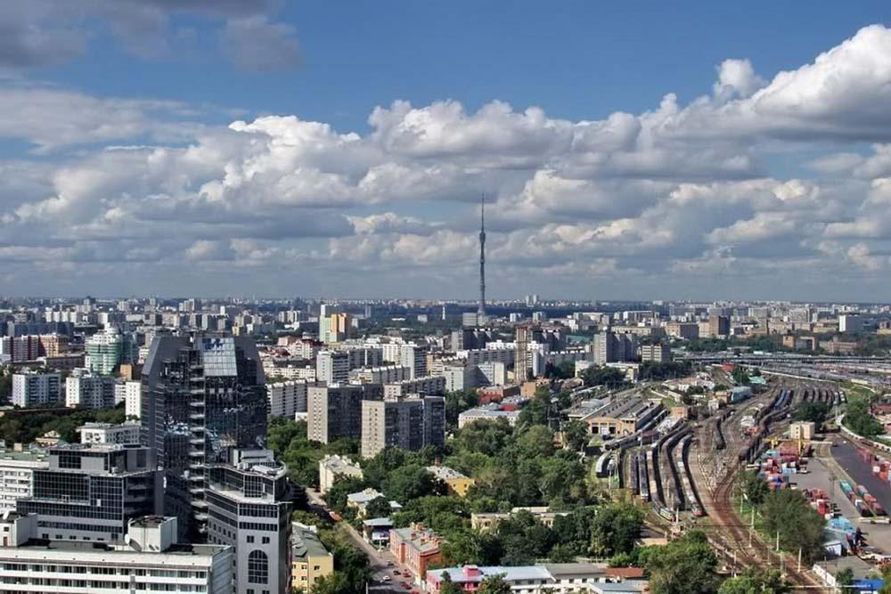 Мещанский район Москва ЦАО