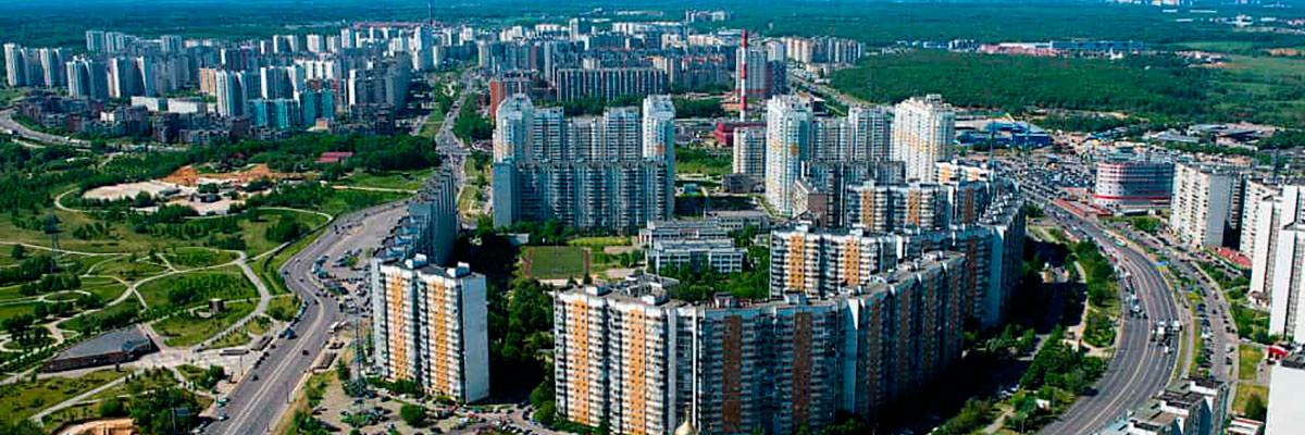 Митино район Москвы