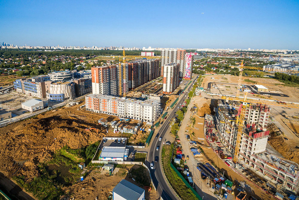 Московский поселение