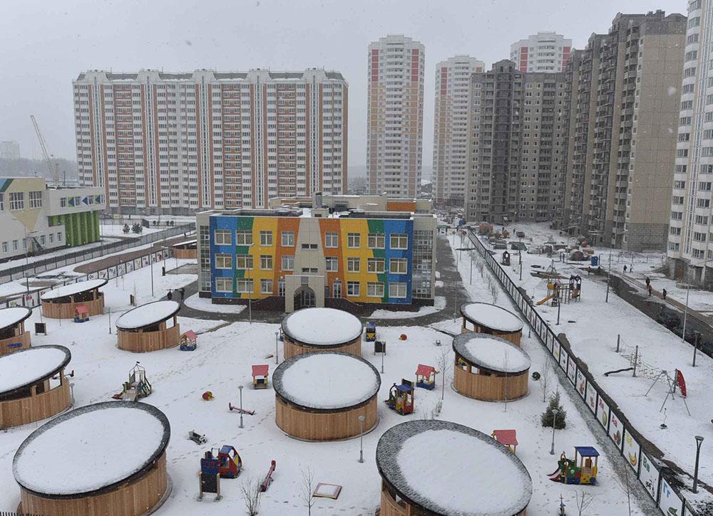 Московское поселение новая Москва