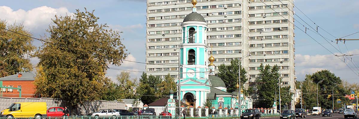 Нижегородский район Москва