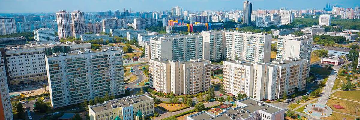 Обручевский район Москва заставка