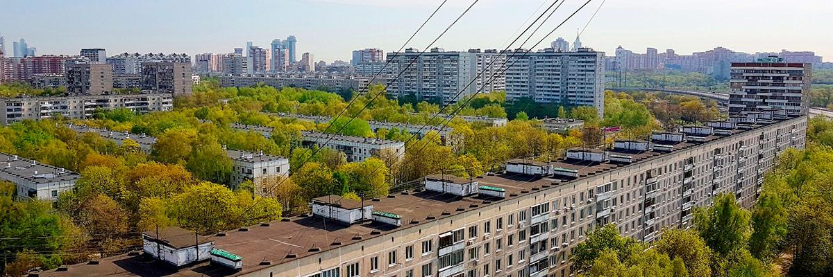 Очаково-Матвеевское Москва