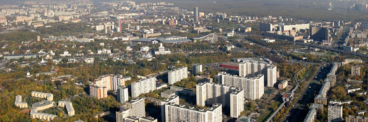 Останкинский район Москвы