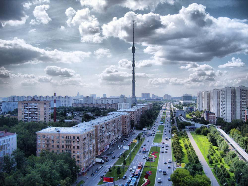 Останкинский район СВАО Москва