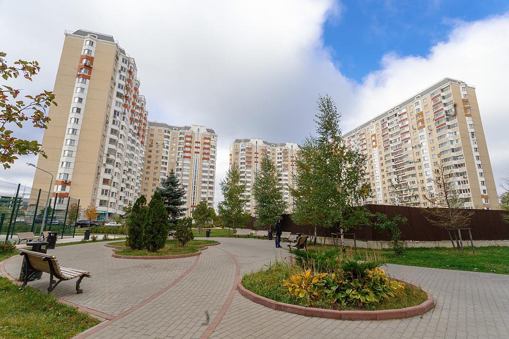 Отрадное район Москвы СВАО