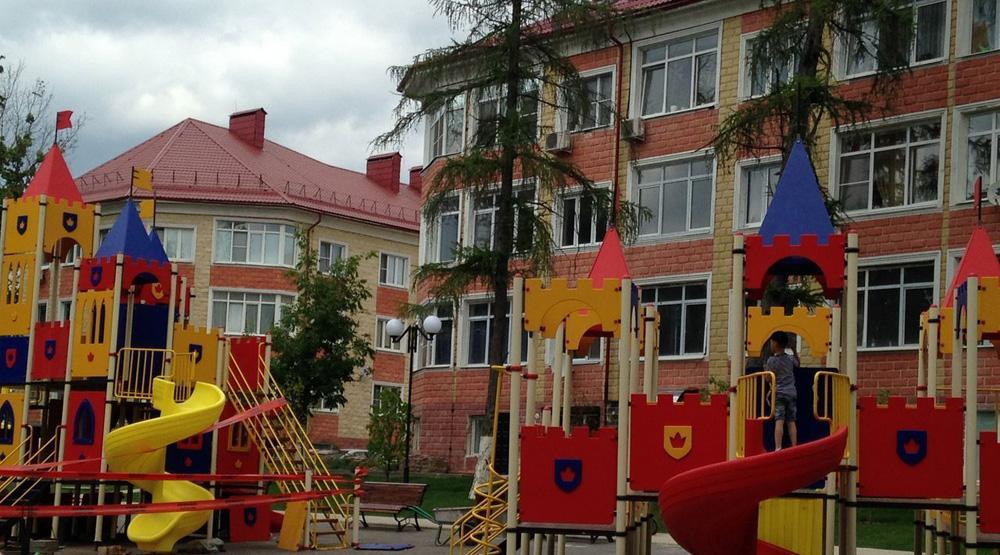Поселок Первомайское
