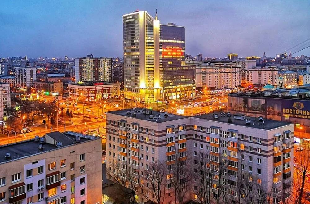 Прображенское Москва ВАО