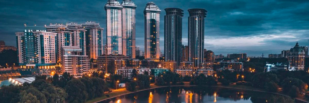 Раменки Москва ЗАО