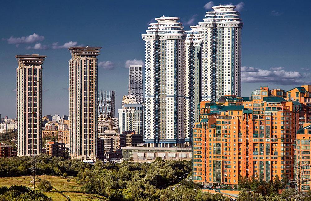 Раменки район Москвы