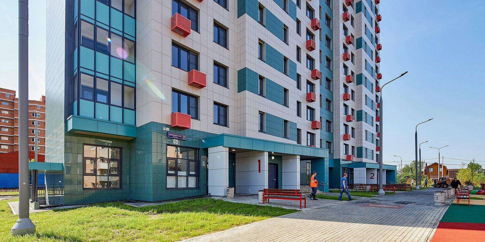 Реновация в районе Михайлово-Ярцевское