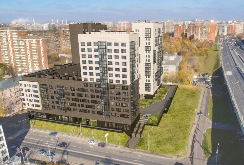 Реновация в районе Щербинка