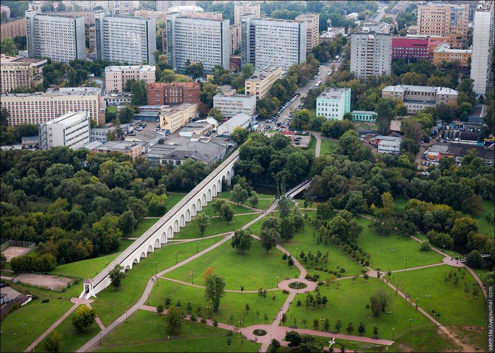 Ростокино район Москвы
