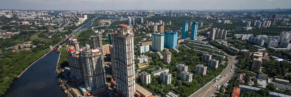 Щукинский район Москвы